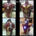Iron Man Mark 43 Avengers by Echow88