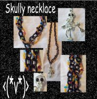 Meet Skully by Fallonkyra