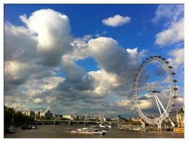 Postcard From London 3 by siangga