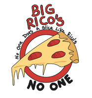 Big Rico's Pizza by kartos