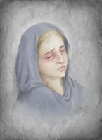 Mary Magdalene by duVallonFecit