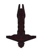 Mass Effect Batarian Dreadnought by Seeras