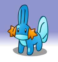 Mudkip - Flash by NessStar3000