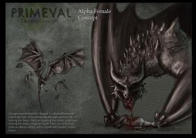 Primeval concept page 2 by catandcrown