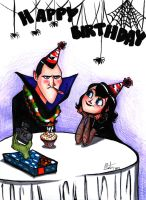 This is not as fun as your 118th Birthday Party... by LinaPrime