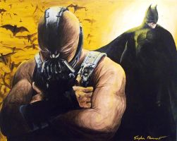 Bane / Batman by Murderdoll-197666