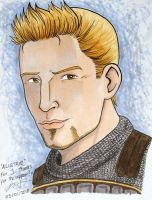 For A Friend - Alistair by lubyelfears