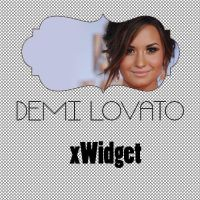 xWidget Note - Demi Lovato by therealkevinlevin
