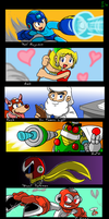 Megaman Roll Call by KGN-000