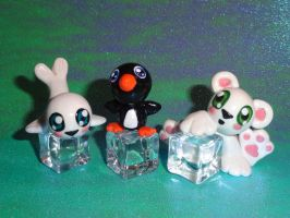 Ice Cube Critters by Devaly