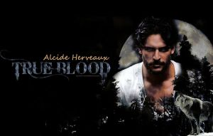 True Bloods Alcide by hazelxxx