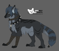 Canine Adopt #21 [CLOSED] by ShironekoAdopts