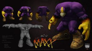 The Maxx by king-worm