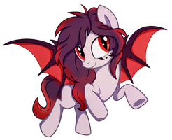 Crimson Glow by TheBowtieOne