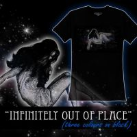 Infinitely Out of Place by faustdavenport
