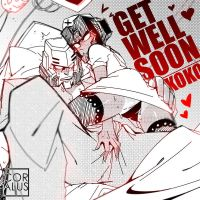 MegaStar: Get well by c0ralus