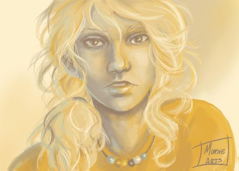 Color palette annabeth by MonsieArts