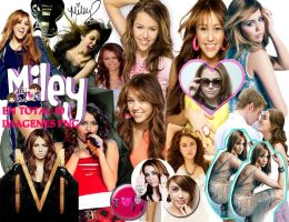 PACK PNG MILEY CYRUS BY ALE by DDLoveEditions