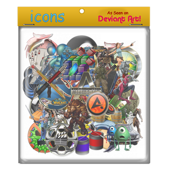 Icon packager by 0dd0ne