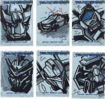 Topps TF SketchCards by dcjosh