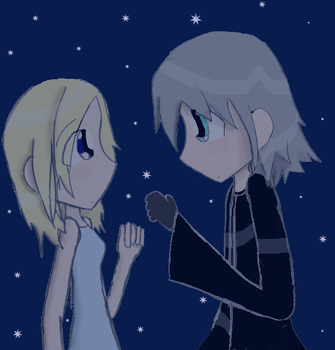 Unexpected Emotions - R+N by Ame-Yuku