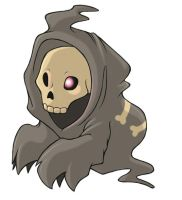 ...pogheys... Duskull by Rainbow-Cemetery