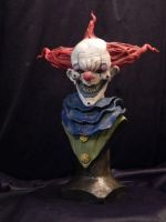 Evil-clown-bust-finished by Blairsculpture