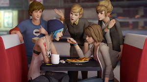 Life is Strange by Mary-O-o