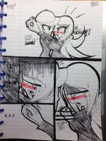 .|The .I Don't Wan't To Tell It Thing.|.Page 2 by Defia-Fokkusu