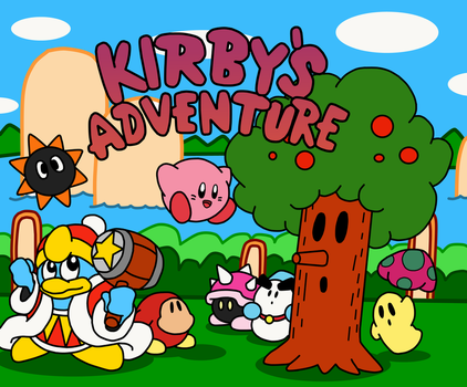 Kirby's Adventure by Torkirby