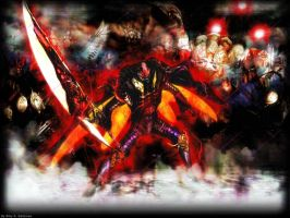 THIS IS SPARDA by Billysan291