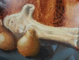 The Femur, The Pear, and the... Other Pear? by PaulieSlaugh