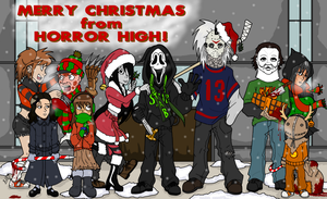 Merry Christmas - 2014 by HH-HorrorHigh