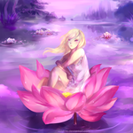 Lotus by Velsinte