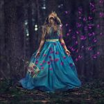 The Keeper of Fairytales by parvanaphotography