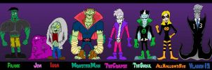The Deviants Macabre by Lordwormm