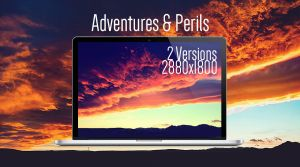 Adventures and Perils Wallpaper by solefield
