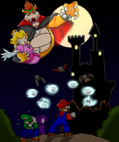 Count Bowser koopula by Lordstevie