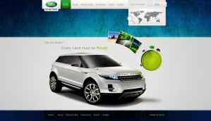Site Layout Land Hover by otavioz