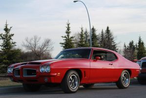 Just A Good Ol' '72 Goat by KyleAndTheClassics