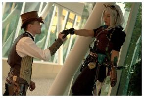A Gunslinger And a gentleman by 10thMuse