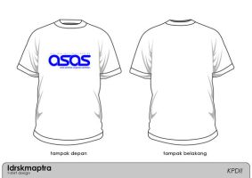 T-shirt For ASAS 2 by Idrskmaptra