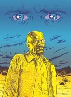 The Great Heisenberg by erinillustrates