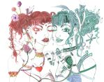 Musical Fruits by MistressLegato