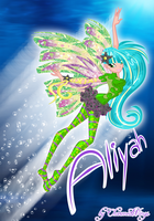CE: Aliyah Sirenix by CharmedWings