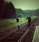 railroaders by TheNightSheDied