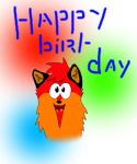 happy birtday! by Niboe
