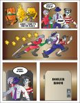 Secret Wars, Chapter 11-2 by Gpapanto