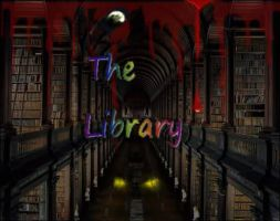 Updated version of The Library by KasenKurama
