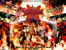 TNA Destination X Wallpaper by AISTYLES